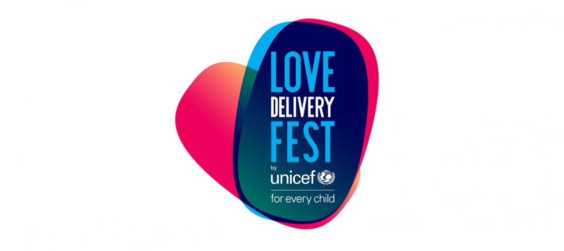 Love Delivery Fest by UNICEF