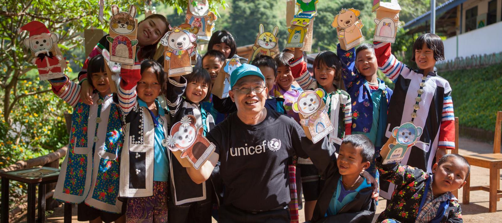 Children of Asia in 2019