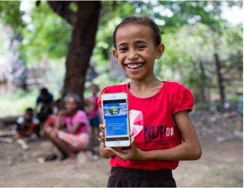 UNICEF supports COVID-19 response in Timor-Leste