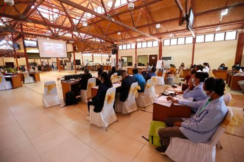 Timor-Leste's first ICT and Innovation in Education conference kicks off in Dili