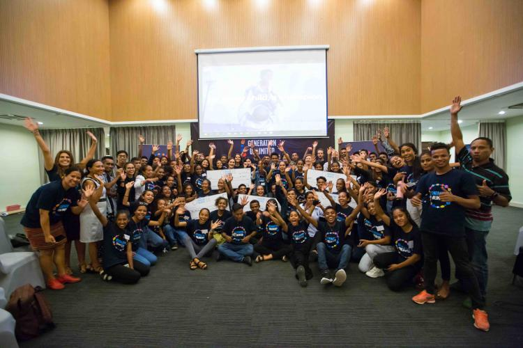 The Generation Unlimited Youth Challenge announces first round of winners in Timor-Leste
