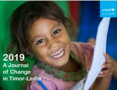2019 - A Journal of Change in Timor-Leste_cover page