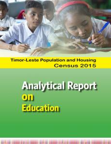 Timor-Leste Population and Housing Census 2015_cover
