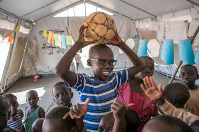 Emergency education for South Sudan refugees