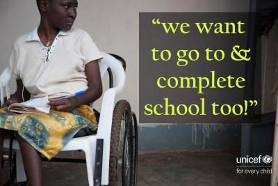 education for childrenw ith disabilities