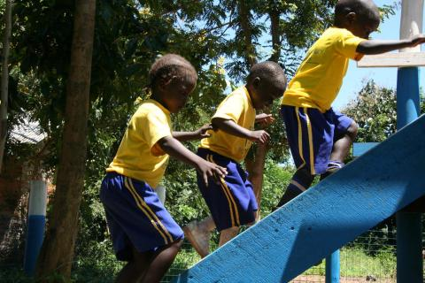 Early childhood development (ECD)