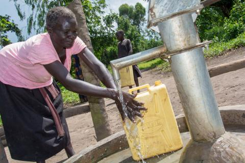 clean water, borehole, hygiene related illnesses, water supply, unsafe water