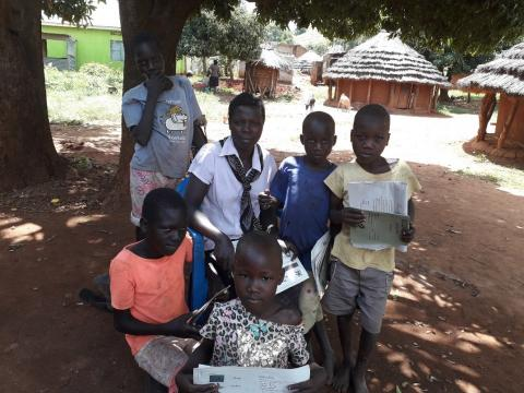 coronavirus, COVID-19, learning materials, education, education in emergencies