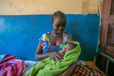 child health, maternal health, newborn health