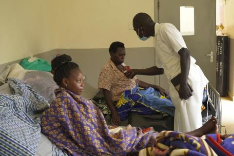 coronavirus, covid19, covid-19, kangaroo mother care, newborn care, health facility, health worker, Uganda, UNICEF