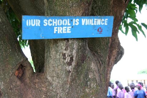 violence against children in schools