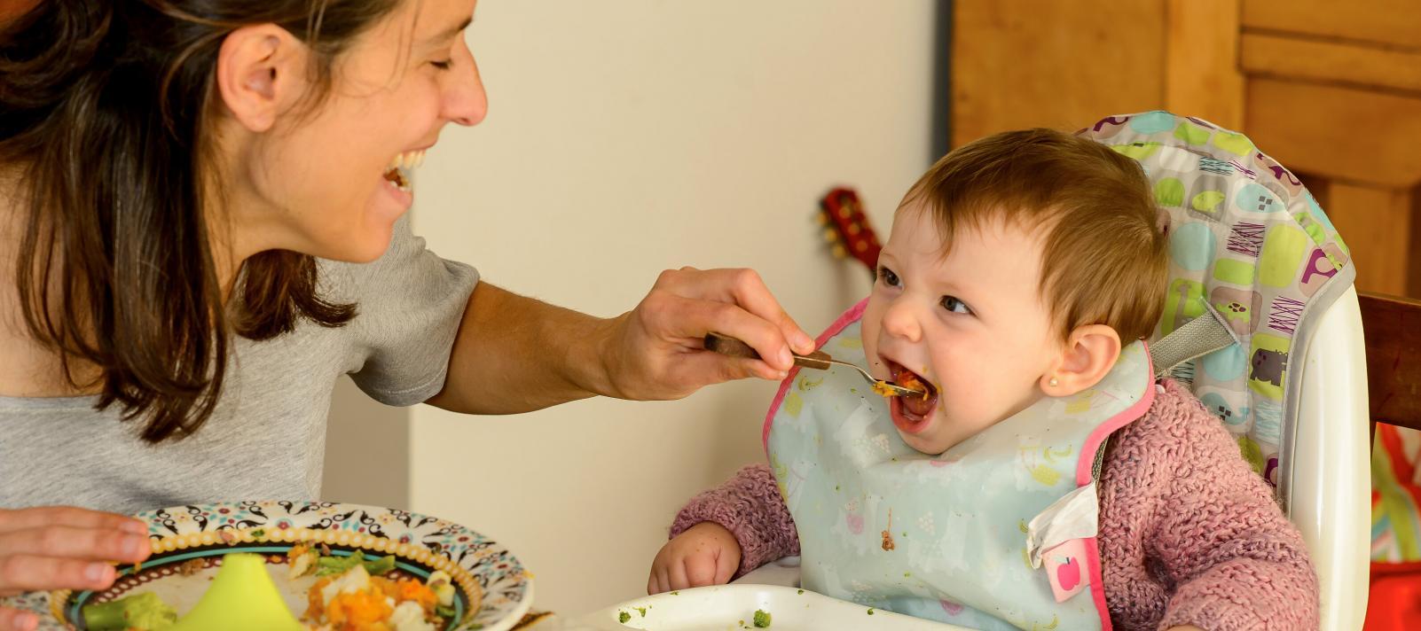 cuales son las primeras comidas del bebe