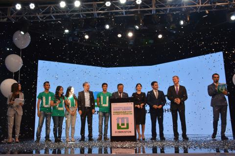 U-Report - new digital platform for the youth in Uzbekistan