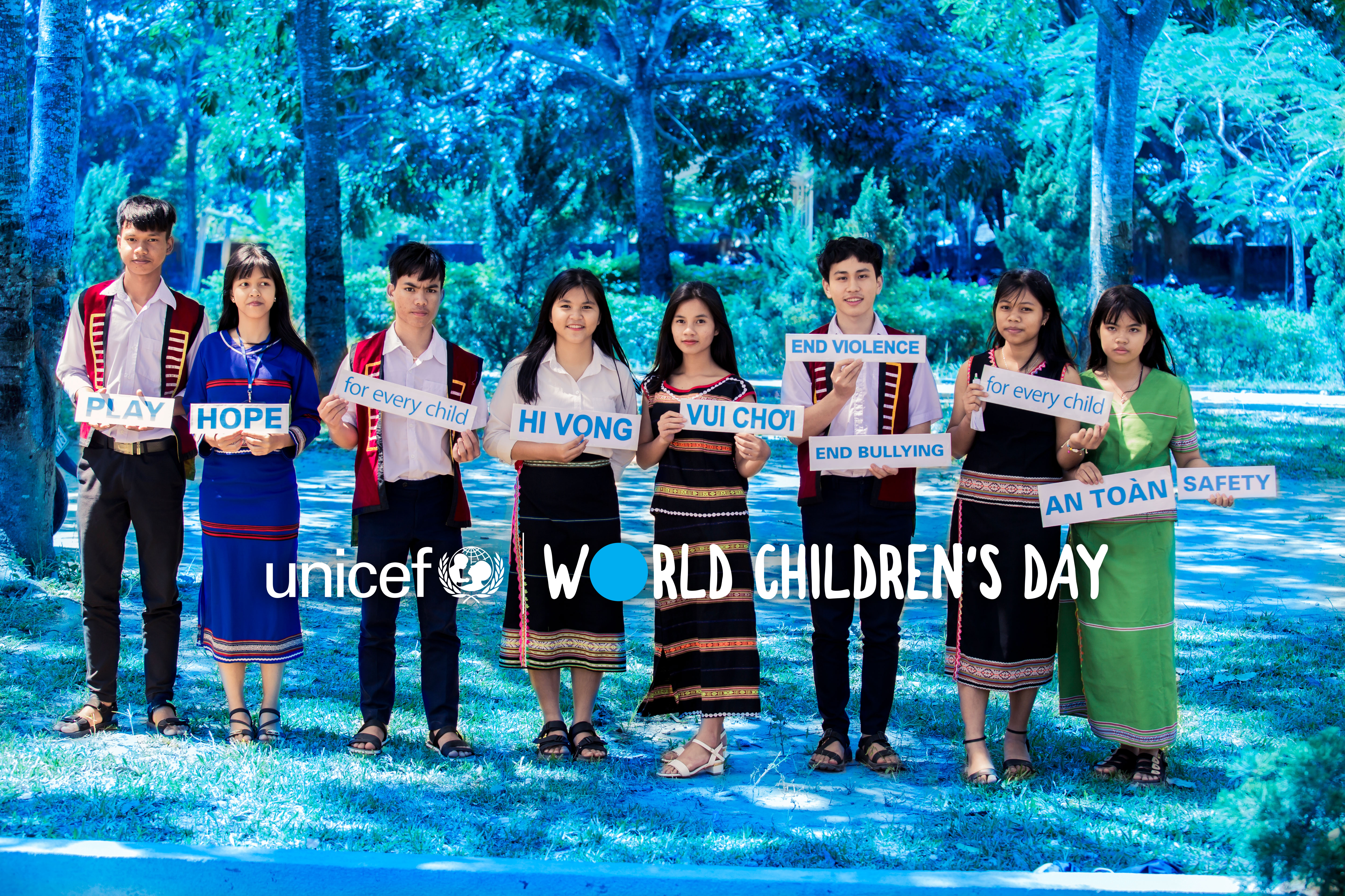 Sign the petition on world children's day 2018
