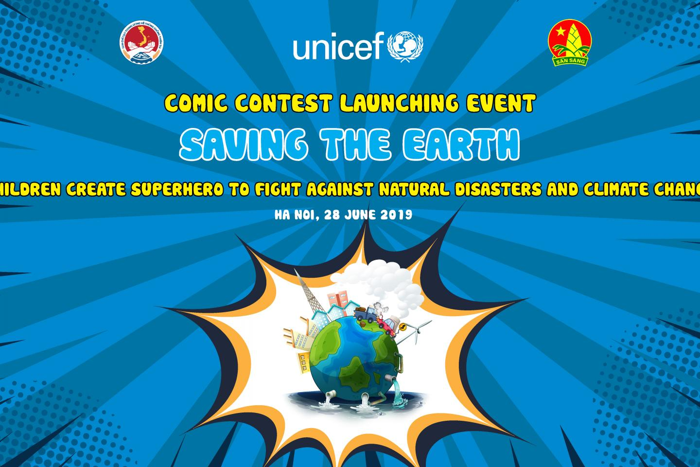 Saving the Earth Contest Guideline