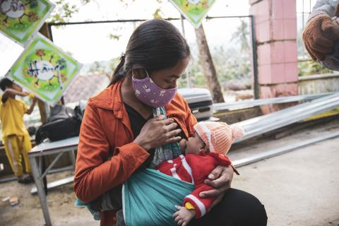 Breastfeeding safely during the COVID-19 pandemic