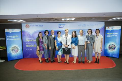 REIMAGINE TALK: Digital Transformation in Viet Nam