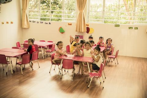 Actual Situation and Management Mechanism of Independent, Private Child Care Groups in Viet Nam