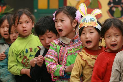 Report on situation analysis of children in Lao Cai