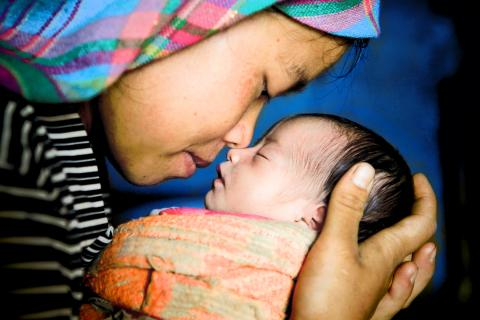While newborns have a better chance at survival than ever before in Viet Nam
