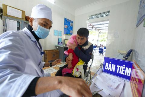 Ensuring that Children are Vaccinated Against Preventable Diseases During the COVID-19 Pandemic