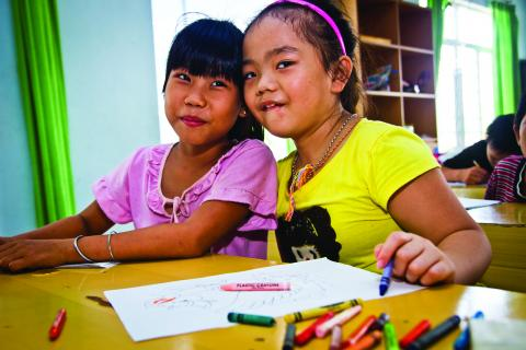 Readiness for education of children with disabilities in eight provinces of Viet Nam 2015