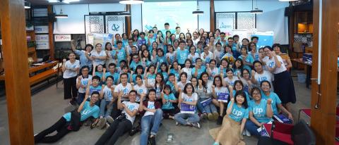 UNICEF and Saigon Innovation Hub incubate socially innovative ideas on Climate Action from adolescents and youth