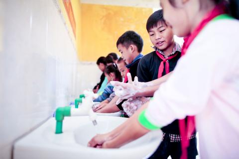 Water, sanitation and hygiene in Viet Nam