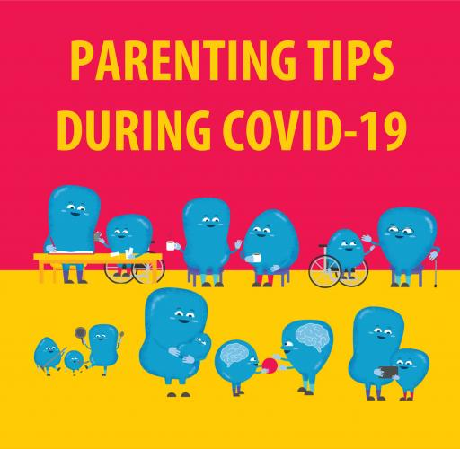 Parenting tips during COVID-19