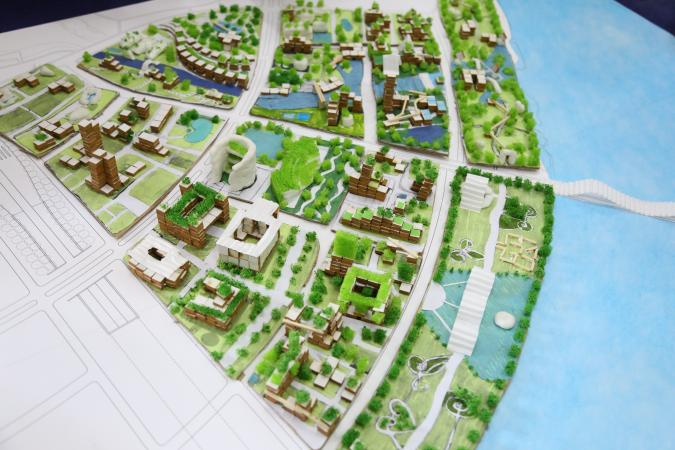 More photos on urban planning for children