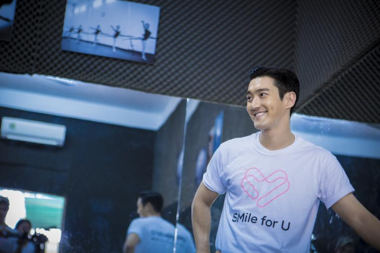 orean super junior star, Siwon Choi, new UNICEF Regional Ambassador for East Asia and Pacific