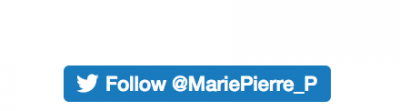 Follow Marie-Pierre Poirier on Twitter
