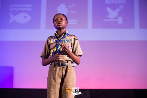 Children Speak Out - Natasha Adu