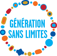 GenUnlimited logo (Fr)