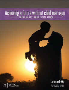 Achieving a future without child marriage - cover thumbnail