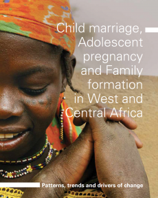 Cover of the Child Marriage Report
