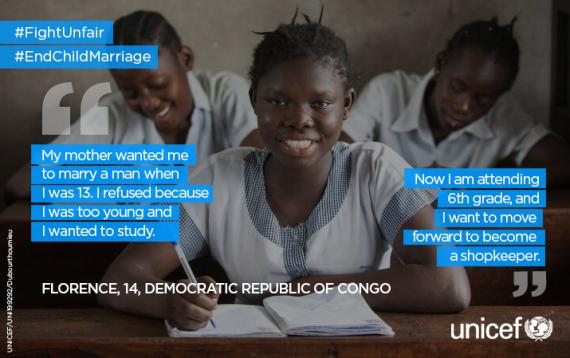 Infographic - Child Marriage