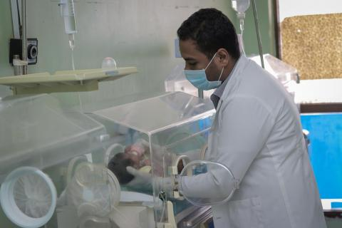 neonatal care in Yemen