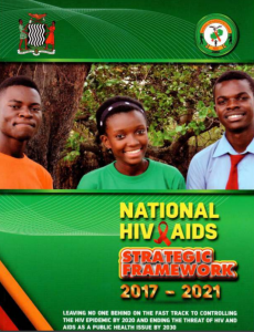 Report cover page, with three smiling adolescents