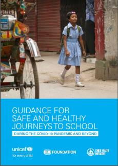Guidance for schools cover